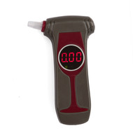 fashionable design breath alcohol tester alcohol tester lcd accuracy0.01% test range0.19% BAC with mouthpiece gadgets for cars
