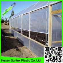UV protection 200 micron agricultural plant cover greenhouse film with high quality