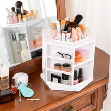 cosmetic case makeup organizer
