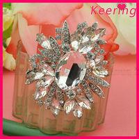 fashion jewelry korean bulk brooch pin for bridal dress WBR-1367