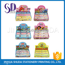 Promotional Custom Fancy Factory Manufacture High Quality Ruler 30 Cm Size