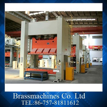 400T straight side two point High-Speed & High-Precision forging press for Brass Pipe Fittings