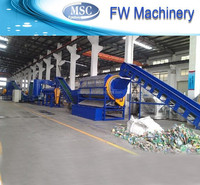 Machinery for PP PE Film washing line