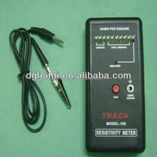 Best selling electric surface resistivity meter for ESD product