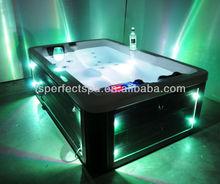 modern design hot tubs for bedroom/ bathroom