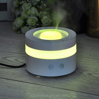 LED USB Essential Oil 98ML Portable Ultrasonic Mini Aroma Diffuser Air Humidifier Purifier Lonizer Aromatherapy Air Diffuser