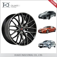 Silver High quality Hot Selling Alloy Wheel For Peugeot