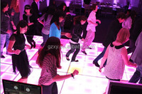 outdoor portable led night club dance floor