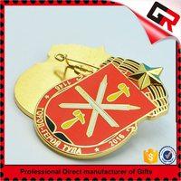 china supplier custom badge making materials