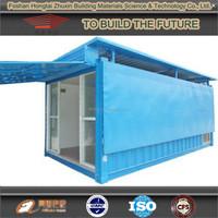 module container mobile store