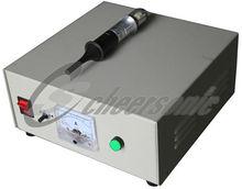 High quality handheld ultrasonic 20khz tea bag spot welder parts