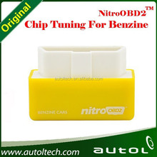NitroOBD2 Chip Turning Interface Nitro OBD II Cars ECU Remapping Device For Diesel/Benzine Car After 1996