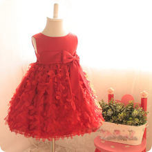 The 2015 girls lovely bow Princess skirts children's clothing manufacturers a generation of fat girls skirts children dress