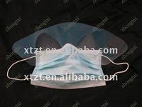 anti-fog face mask ear loops with eye shield