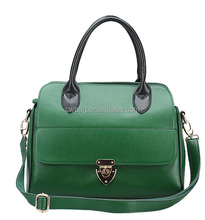green leather shoulder bags for women made in dubai