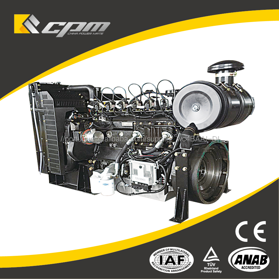 Gás Natural Do Motor Lovol Marca Modelo 1006 TANG