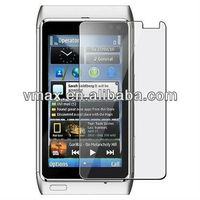 Transparent screen protector for Nokia n8 oem/odm (High Clear)
