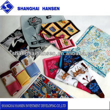 2014 Best selling popular cotton bandana & Gift box
