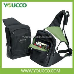2015 New arrival Polyester Sling bags Wholesale Xiamen Waterproof Back pack