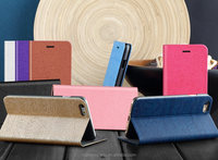 wholesale leather flip cover case for iPhone 6 ,case for iPhone 6