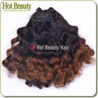Two Tone Hair 5A 100% Natural Brazilian Virgin Hair Color 27