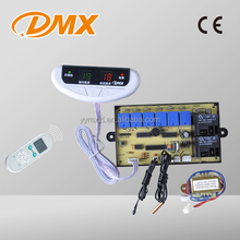 universal air conditioner control system with a/c Remote Control Board