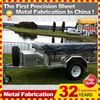 Kindle 2014 Guangdong Professional heavy duty Military trailer for sale