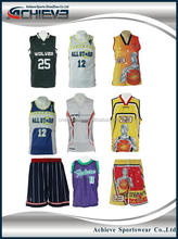 2015 season game basketball jersey for MBA/CBA