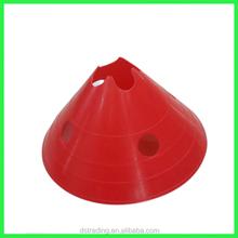 Hot sale soccer plastic cone, custom design soccer cone