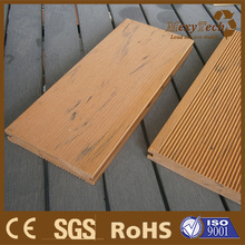 Solid Decking, New Technology, Hot Sell WPC Decking.