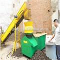 Toma de pellets máquina / máquinas de pellets de madera venta