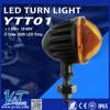 Amber High Power LED Eagle Eye Car Turn Signal DRL Fog Daytime Running Light 1.5W