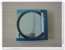 For men 3 suction cup mirror glass