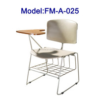 No.FM-A-025 Study chair with tablet