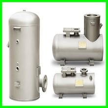 compressed air tank/ pressure vessel 8-40 working pressure 550mm inside diameter