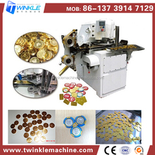 China Wholesale Custom Automatic Coin Wrapping Machines