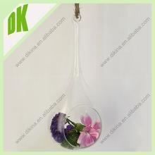 Save On Crafts offers a vast selection of discount glass vases // For wedding centerpiece flower Hanging slender glass vase