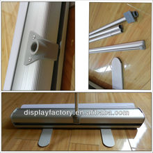 aluminium roll up banner stand for advertisement