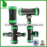 micro irrigation system mist sprayer hose fitting