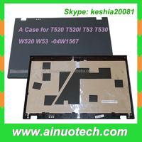 laptop repairment parts A B C D Case for Lenovo T520 T520I T53 T530 W520 W53 Laptop LCD rear cover 04W1567 screen back shell