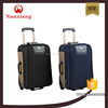 vintage trolley luggage, travel time luggage, china cheap wheeled luggage