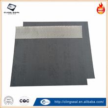 Inserto in metallo non- amianto foglio di guarnizione