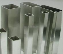 erw welded Q195-Q235 mild steel rectangular pipe 89