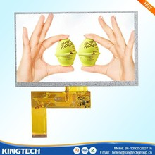 30pin to 40pin 7 inch 800x480 capacitive touch screen