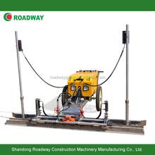 ROADWAY walk behind laser screed / laser leveling machine