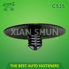Plastic Fastener Auto Part