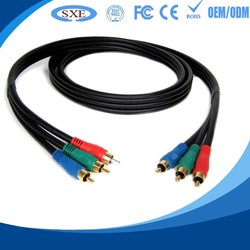 mhl micro usb to rca cable factory rohs