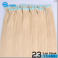 Natural Virgin Unprocessed Tangle and Shedding Free Remy Surgical Tape Hair