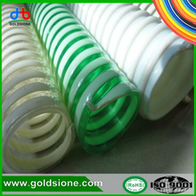 """5/8""""-6"""" standard flexible pvc helix discharge vacuum suction pipe/hose/tube/duct"""