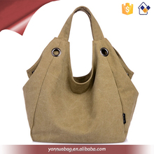 Wholesale fashionable big nylon handbag made in china alibaba